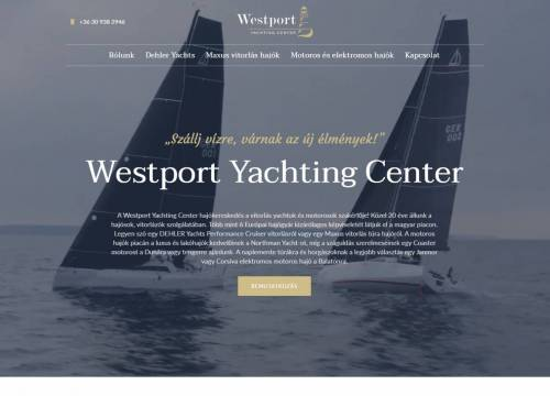 Westport - Yachtin Center